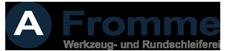 Werkzeugschleiferei A Fromme Logo
